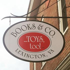 Books & Co...Toys, too!